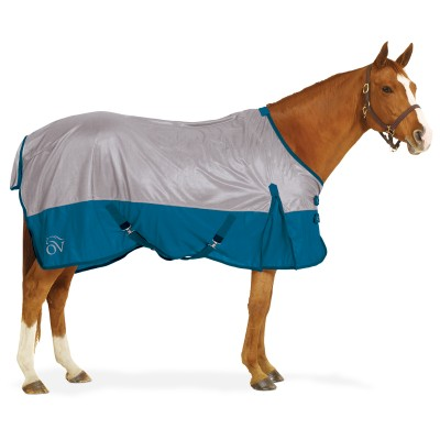 Ovation Super Fly Sheet with Surcingle Belly