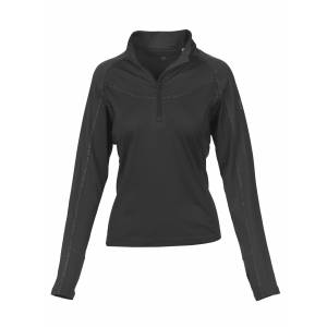Ovation Ladies Melani Cool Weather Long Sleeve Tech Top
