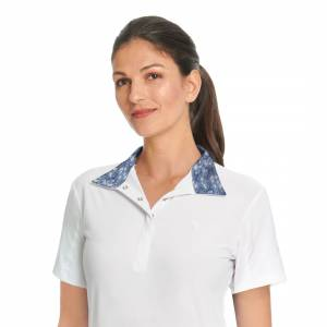 Ovation Ladies Jorden Tech Short Sleeve Show Shirt