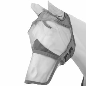 Centaur Fine Mesh Fly Mask with Nose