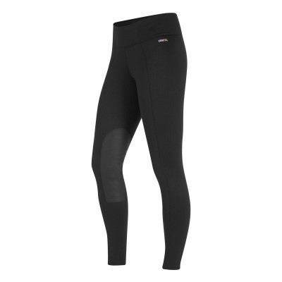 Kerrits Ladies Fleece Lite Knee Patch Tights
