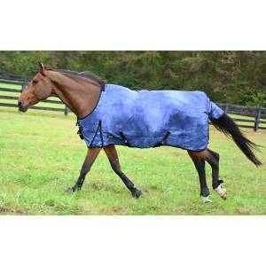 Gatsby 600D Denim Print Waterproof Heavyweight Turnout Blanket