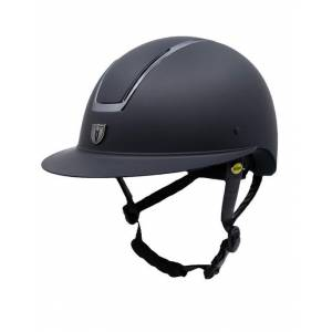 Tipperary Windsor MIPS Smoked Chrome Trim Helmet