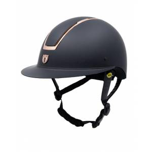 Tipperary Windsor MIPS Rose Gold Trim Helmet