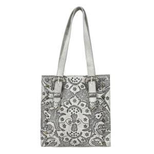 American West Heritage Hills Small Gusseted Tote
