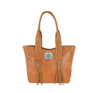 American West Mohave Canyon Small Zip Top Tote