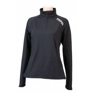 Troxel Ladies 1/4 Zip Pull Over