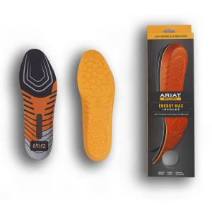 Ariat Mens Energy Max Work Round Toe Insoles