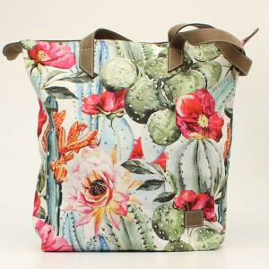 Ariat Ladies Cactus Cruiser Matcher Tote