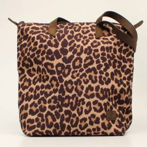 Ariat Cruiser Leopard Matcher Tote