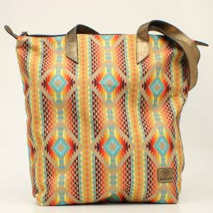 Ariat Cruiser Southwest Matcher Tote