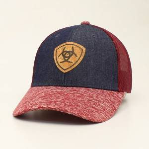 Ariat Ladies Denim Fashion Cap