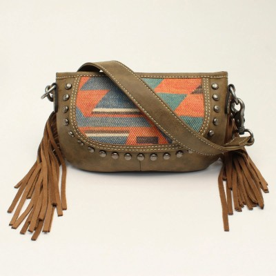 M&F Western Ladies Jenni Crossbody Belt Bag