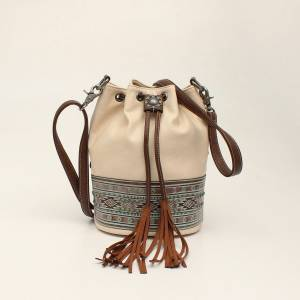 M&F Western Nicole Bucket Bag