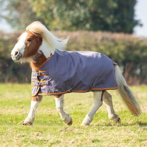 Shires Miniature Winter Highlander 200g Turnout Blanket