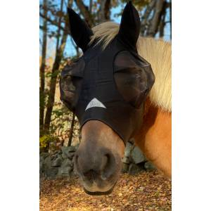 Shires Lycra Stretch Fly Mask