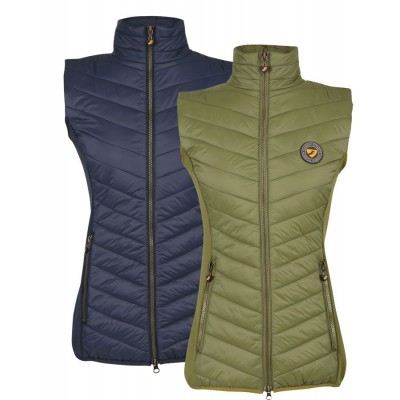 Shires Aubrion Ladies Cannon Insulated Gilet