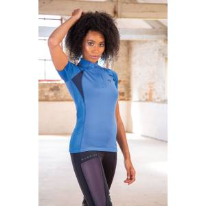 Shires Aubrion Ladies Highgate Short Sleeve Baselayer Shirt
