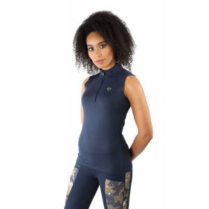 Shires Aubrion Ladies Westbourne Sleeveless Baselayer Shirt