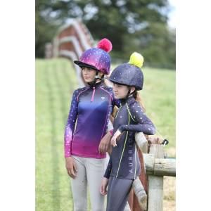 Shires Aubrion Kids Hyde Park Cross Country Shirt