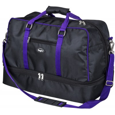 Tough-1 Duffle Bag with Boot Storage