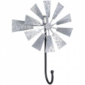 Gift Corral Metal Windmill