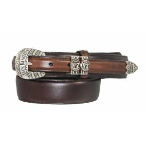 Jack Daniel's Leather Ranger Belt
