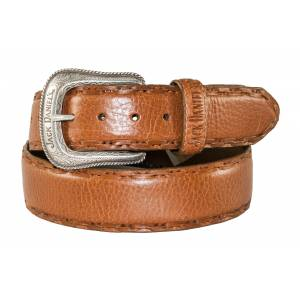 Jack Daniel's Laced Edge Leather Belt