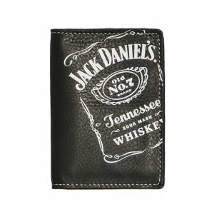 Jack Daniel's Mens Whiskey Collection Trifold Wallet