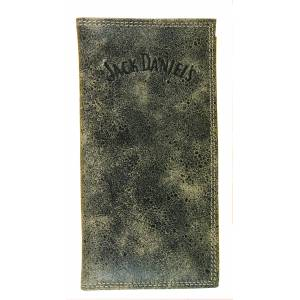 Jack Daniel's Charcoal Collection Rodeo Wallet