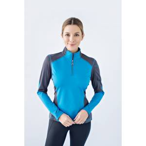 Chestnut Bay Ladies Performance Rider 1/4 Zip Pull-Over