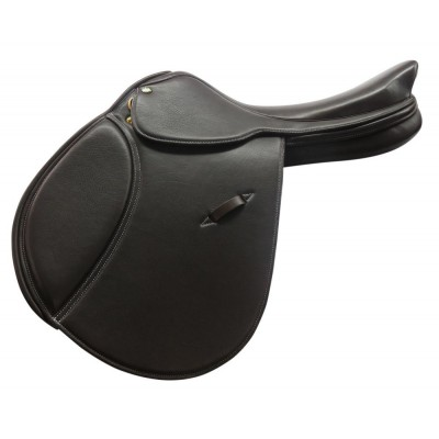 Henri De Rivel Belmont Cut Back Close Contact Saddle