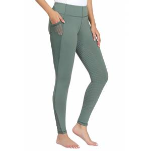 TuffRider Ladies Minerva EquiCool Full Seat Tights