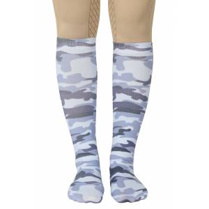 TuffRider Ladies Camo Boot Socks