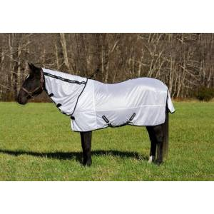 TuffRider Comfy Mesh Combo Neck Fly Sheet