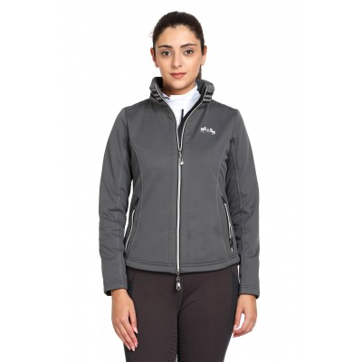 Equine Couture Ladies Becca Soft Shell Jacket with Fleece