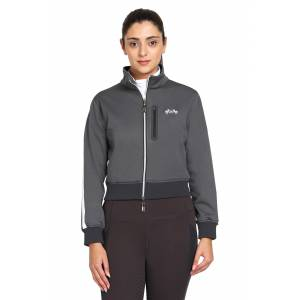 Equine Couture Ladies Pippa Cropped Jacket