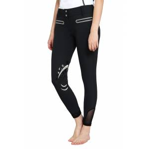 Equine Couture Ladies Ibiza Knee Patch Breeches