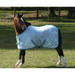 TuffRider Comfy Mesh Mini Fly Sheet