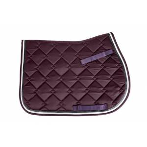 Equine Couture Satin All Purpose Saddle Pad
