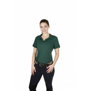 TuffRider Ladies Taylor Short Sleeve Polo