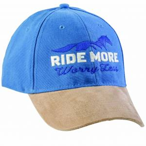 Ride More Worry Less