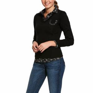 Ariat Ladies Ramiro Lucky Sweater
