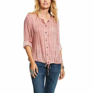 Ariat Ladies Fresh Long Sleeve Top