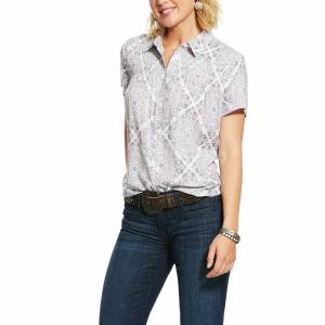 Ariat Ladies Scerene Short Sleeve Shirt