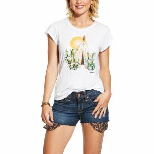 Ariat Ladies Teepee Short Sleeve T-Shirt