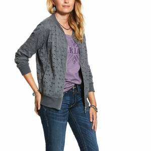 Ariat Ladies Revival Bomber Jacket