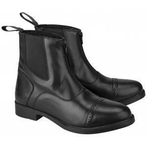 OEQ Ladies CoreRide Leather Paddock Boot