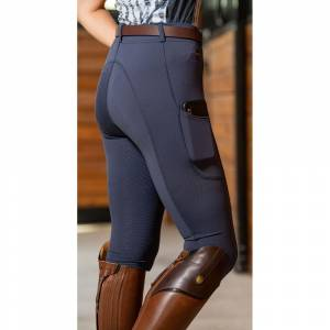 FITS Ladies Tech Tread Full Seat Pull On Breeches