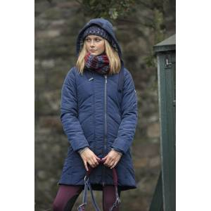 Horseware Ladies Long Line Padded Coat